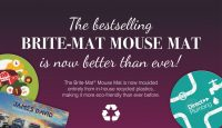 How do you improve on a best selling mouse mat?