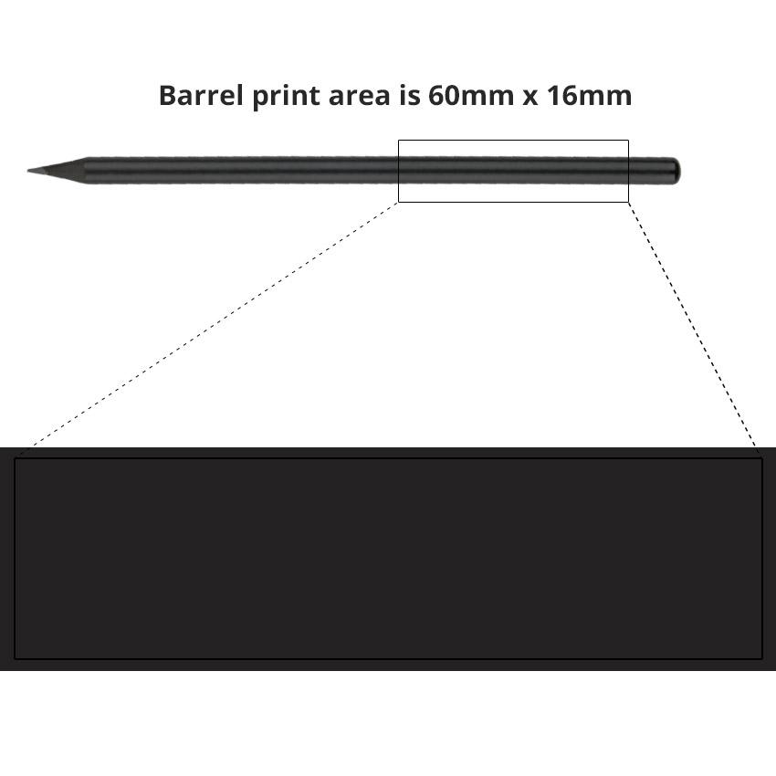 BKNE Pencil template