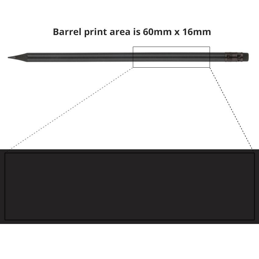 BKWE Pencil template