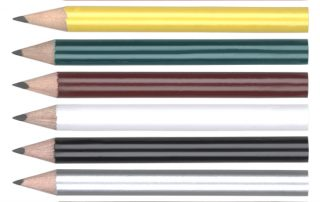 New Mini NE Golf Pencils