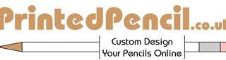 PrintedPencils.co.uk logo