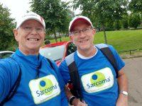 Steve Ward and Mark Howarth