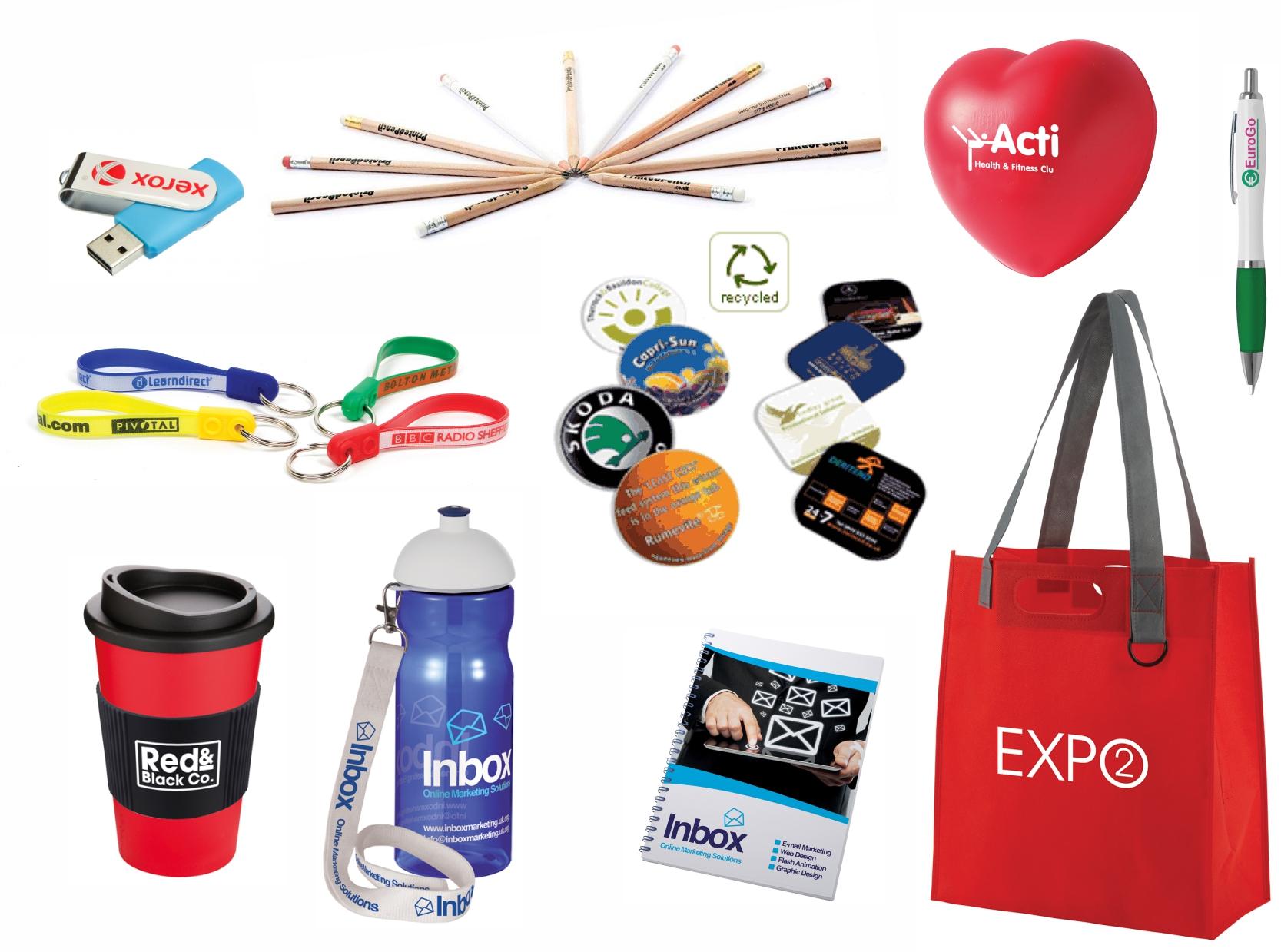 Exhibition gift ideas
