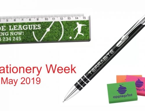 National Stationery Week is celebrated at BusinessGiftUK