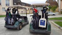 Golf bag #leaderbagontour