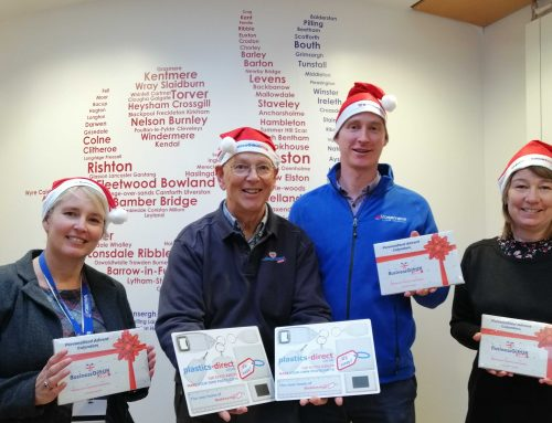 Our Charity Christmas Challenge in Aid of Rosemere
