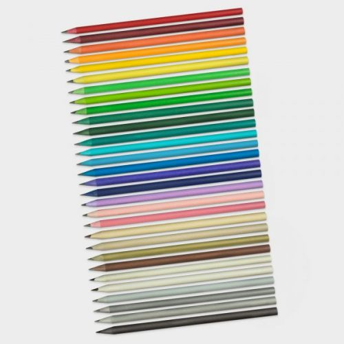 Chameleon Pencil Range Rainbow