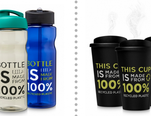 Choose Eco-Friendly drinkware for your next promotion