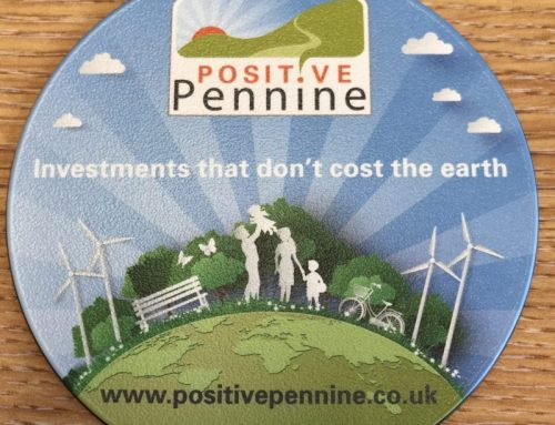 Case study: Sustainable promotional gifts for Positive Pennine