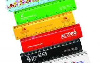 6 inch/15 cm rulers