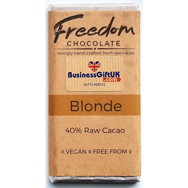 Freedom Chocolate 90 gm bar product image