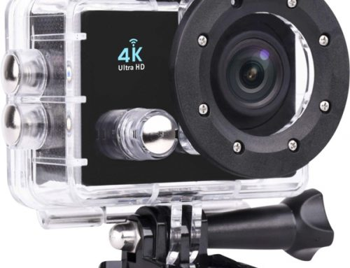 WIN a Prixton 4K Action Camera COMPETITION