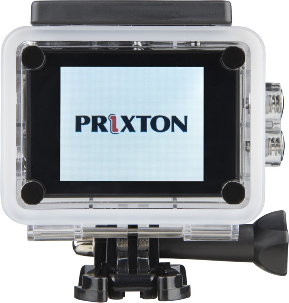 Prixton Action Camera 4K kit back