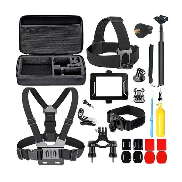 Prixton Kit610 action camera accessories